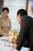 Cadeaux du comité d'entreprise ou de l'employeur