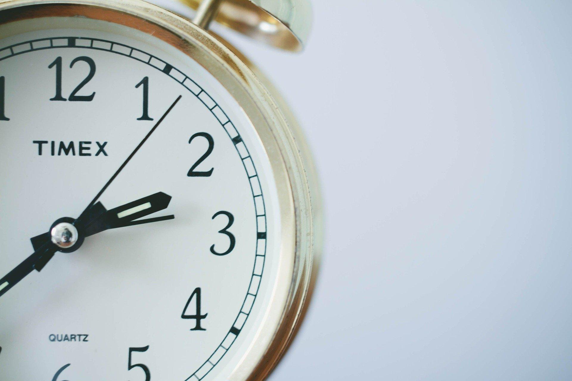 Modification du délais de consultation du CSE