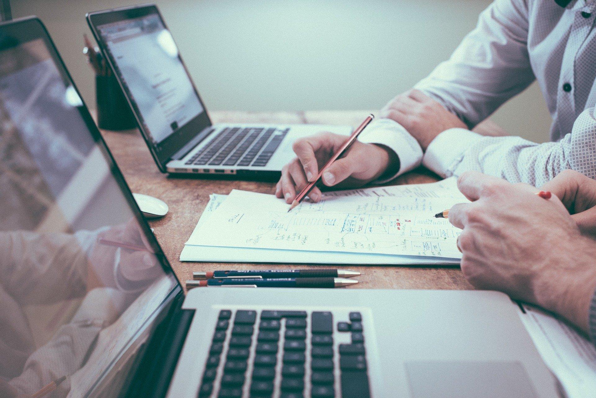 Les risques professionnels : Travail de bureau