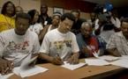 L'accord sur les salaires ne sera pas étendu