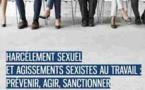 Lutte contre le harcèlement sexuel et les agissements sexistes