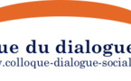 Dialogue social : Colloque