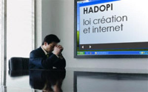 Hadopi risque de coûter cher aux entreprises.