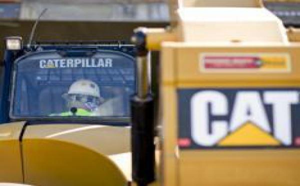 Caterpillar : 133 emplois sauvés