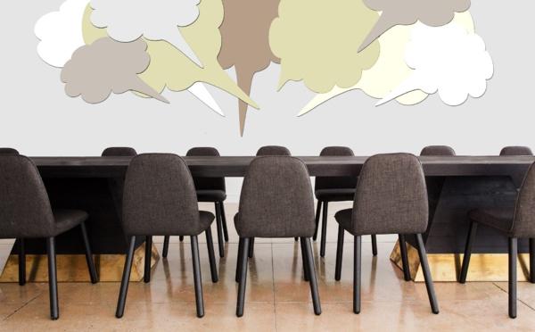 😃 C'est par le renforcement du dialogue social que les salariés et l'entreprise peuvent organiser la reprise.